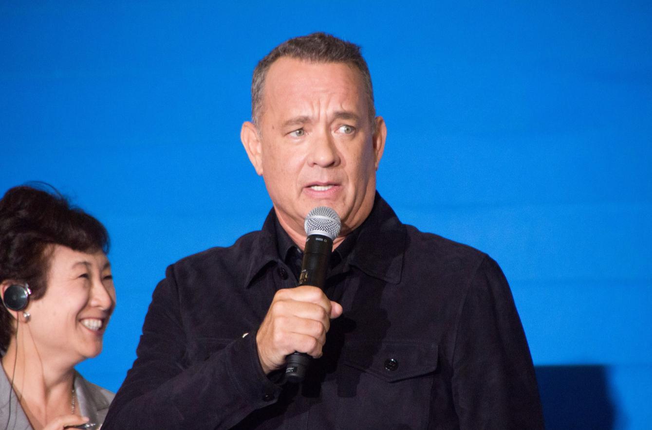 Tom Hanks Colonel Tom Parker Elvis