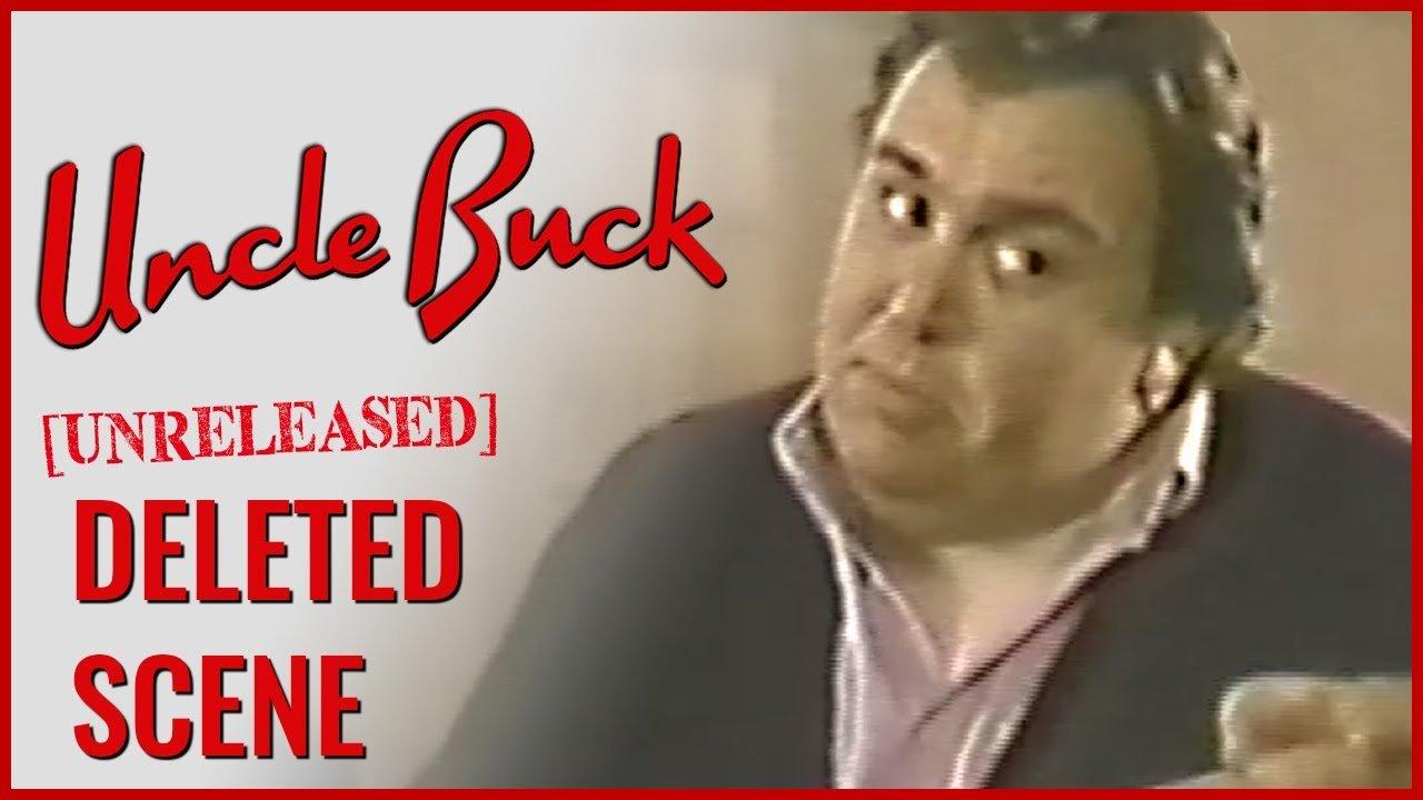 Unreleased Uncle Buck Scene