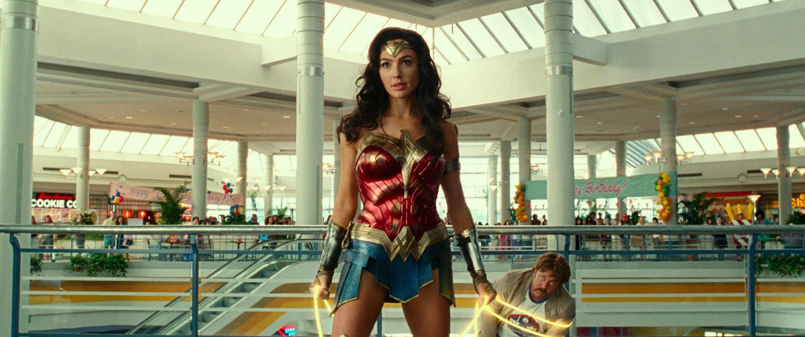 Wonder Woman Mall