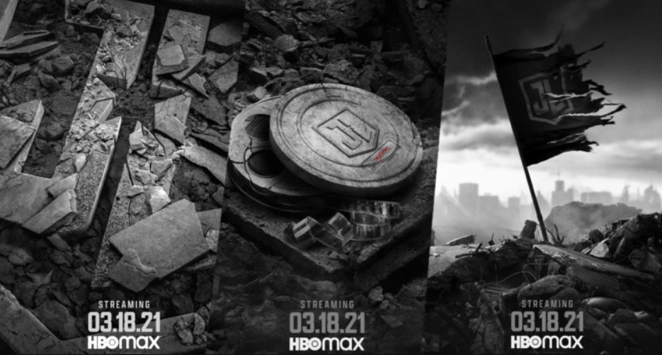 Zack Snyder Justice League HBO Max March 18