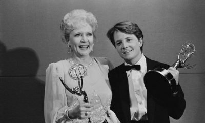 Betty White, Michael J. Fox, Emmys