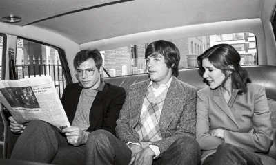 Star Wars Cast in a Cab