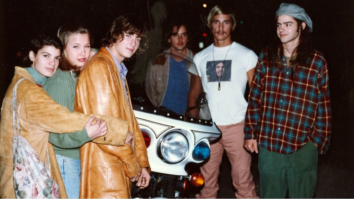Behind the Scenes Dazed and Confused