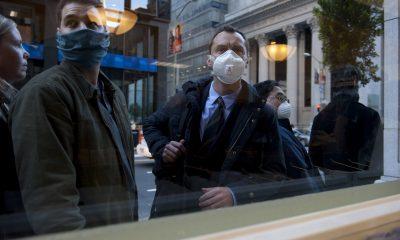 Contagion Movie Pandemic