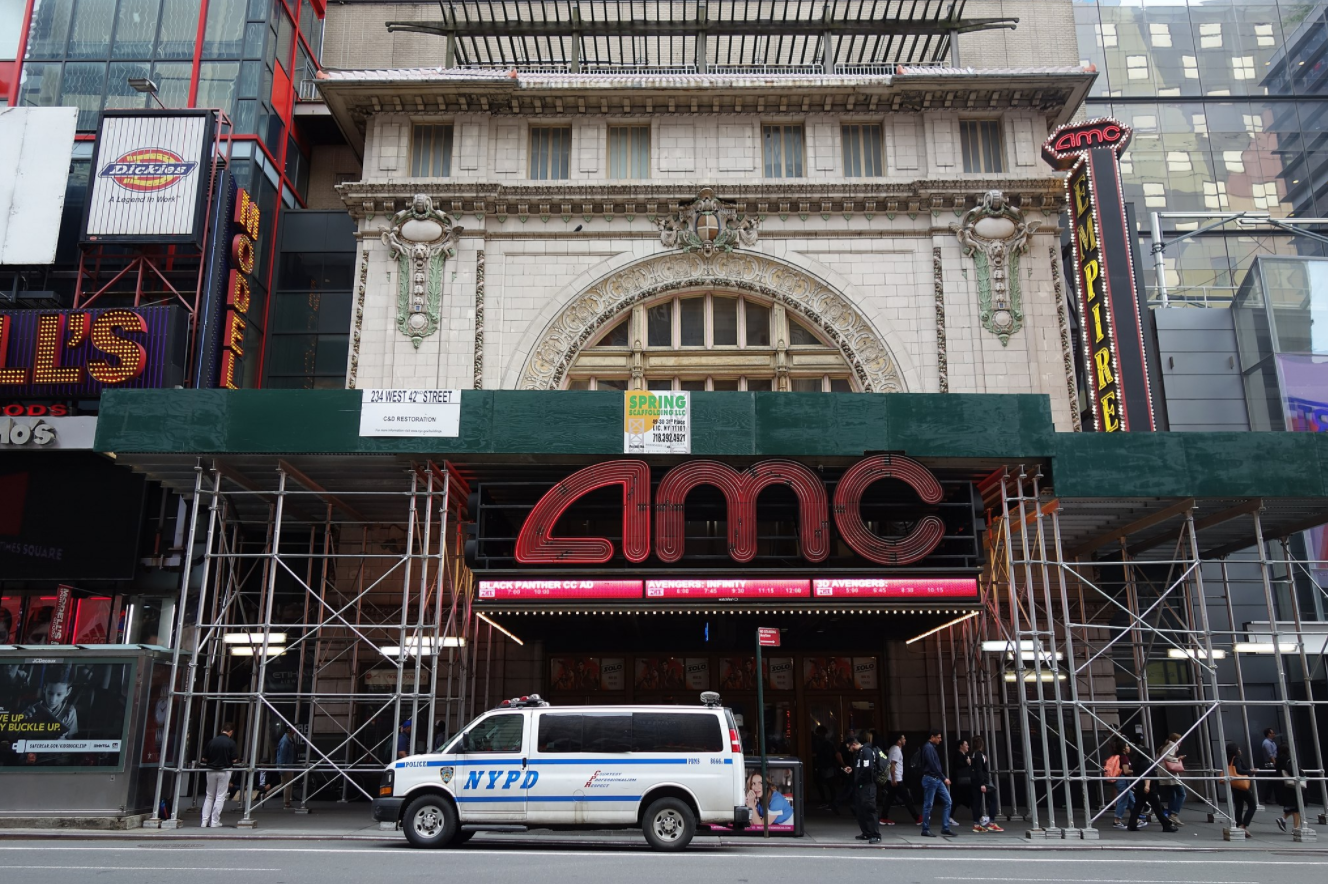 NYC Movie Theaters Reopen March 5