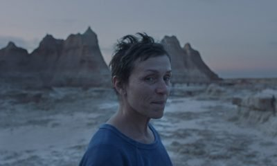 Nomadland Film Review Frances McDormand