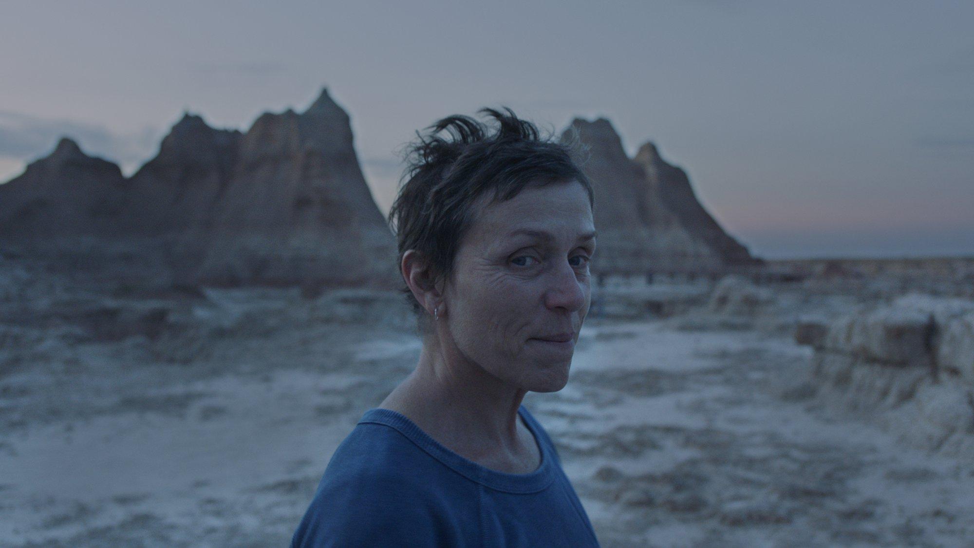 Nomadland Film Review Frances McDormand
