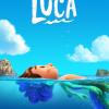 Pixar Luca Movie Poster
