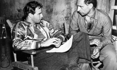 Marlon Brando Elia Kazan