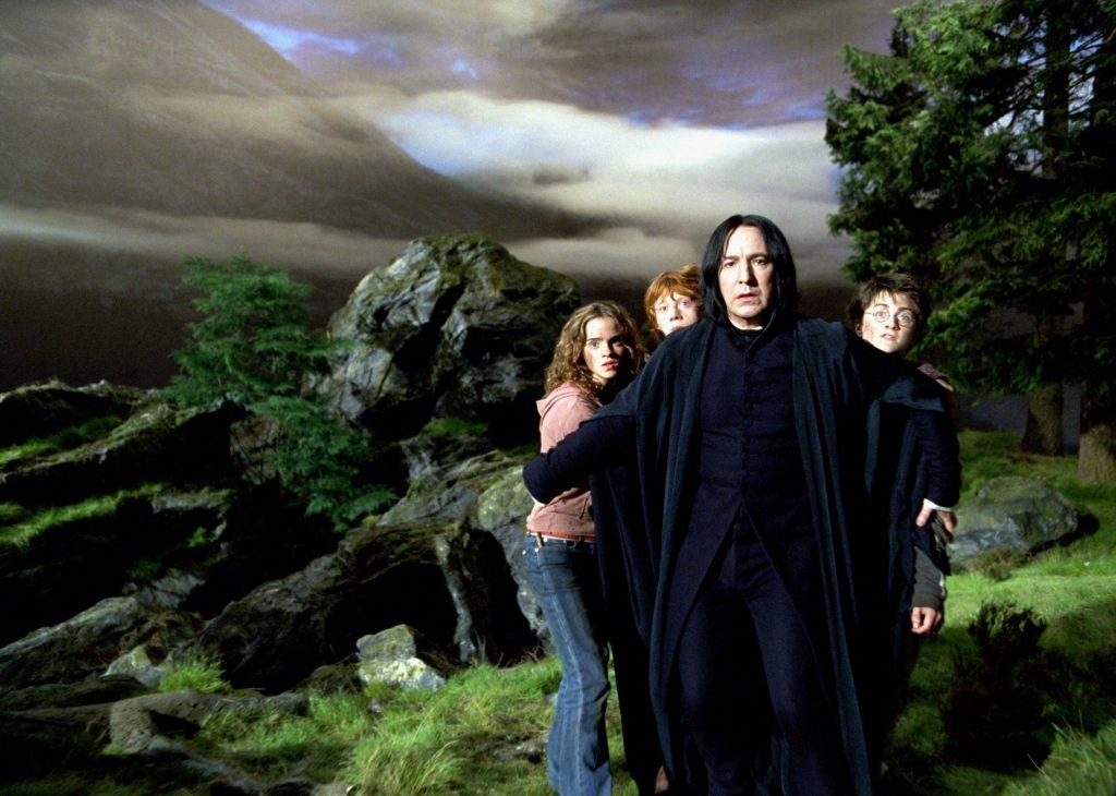 Prisoner of Azkaban Harry Potter (rank 1)
