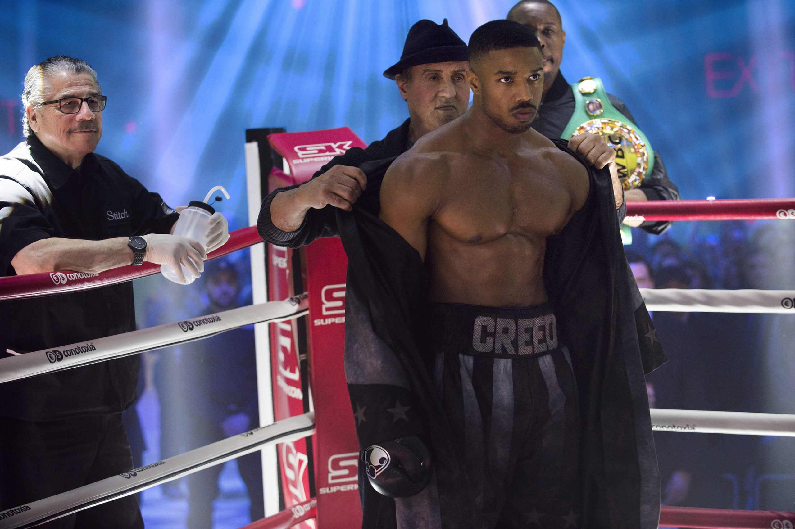 'Creed' Without Rocky Is Like Uncarbonated Cola