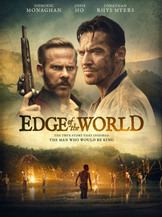 Edge of the World Movie Poster