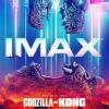 Godzilla vs Kong Imax Poster