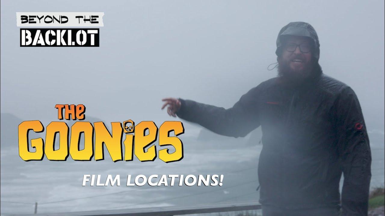 Goonies Filming Locations