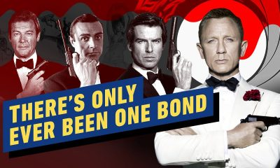 James Bond Cinefix