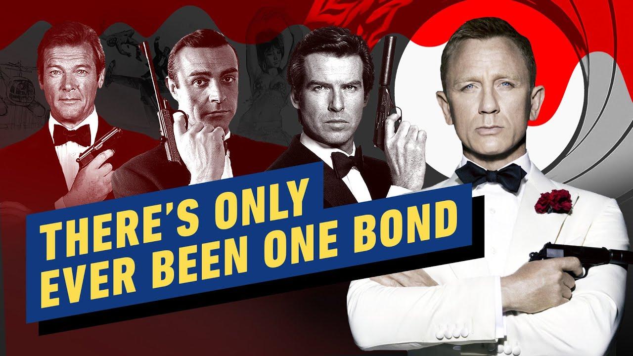 James Bond Cinefix