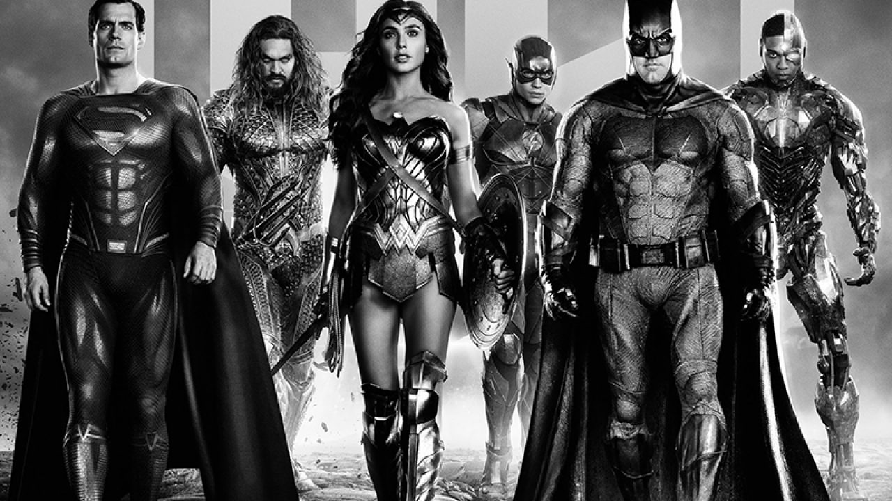 Justice League Synder Cut