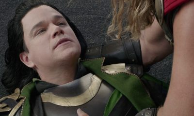 Matt Damon Thor