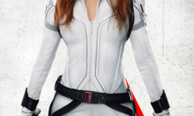 Official Black Widow Poster July 9