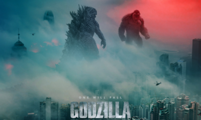 Official Godzilla Vs Kong Movie Poster