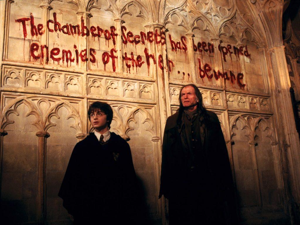 Chamber of Secrets Harry Potter (rank: 2)