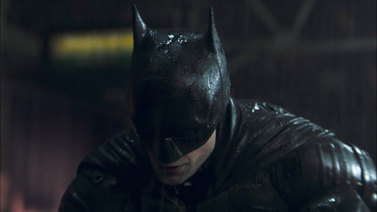 The Batman wrapped filming