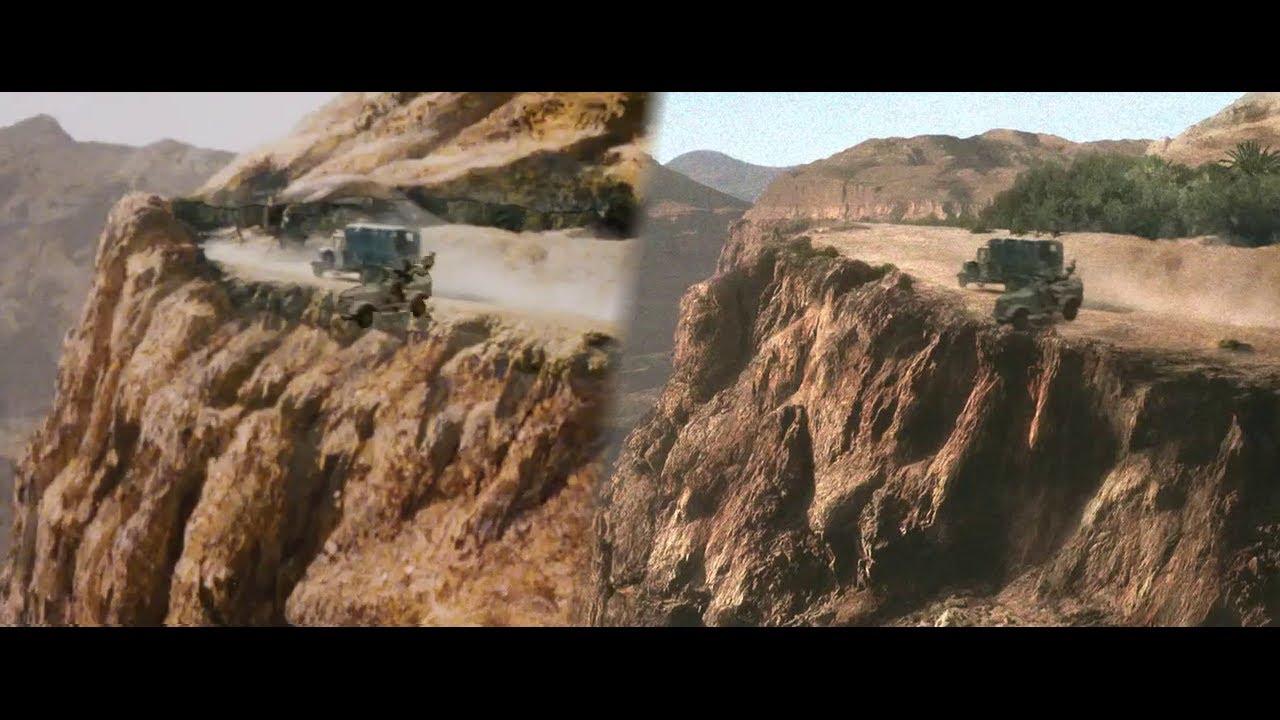 Indiana Jones CGI