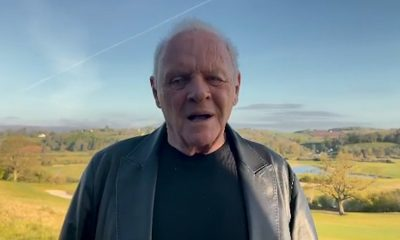 Anthony Hopkins Best Actor Acceptance Speech
