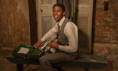 Chadwick Boseman Ma Rainey's