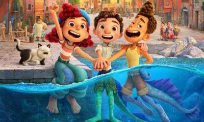 Disney Pixar Luca