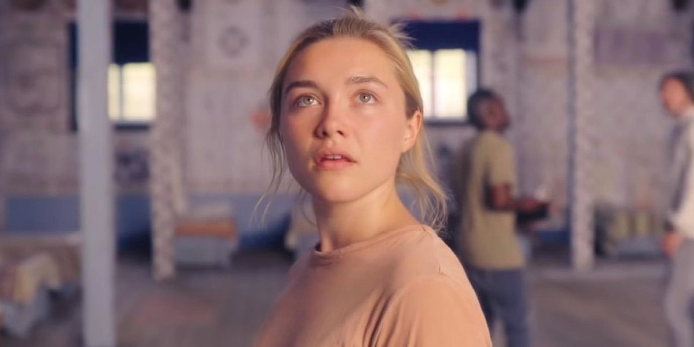 Florence Pugh Don't Worry Darling