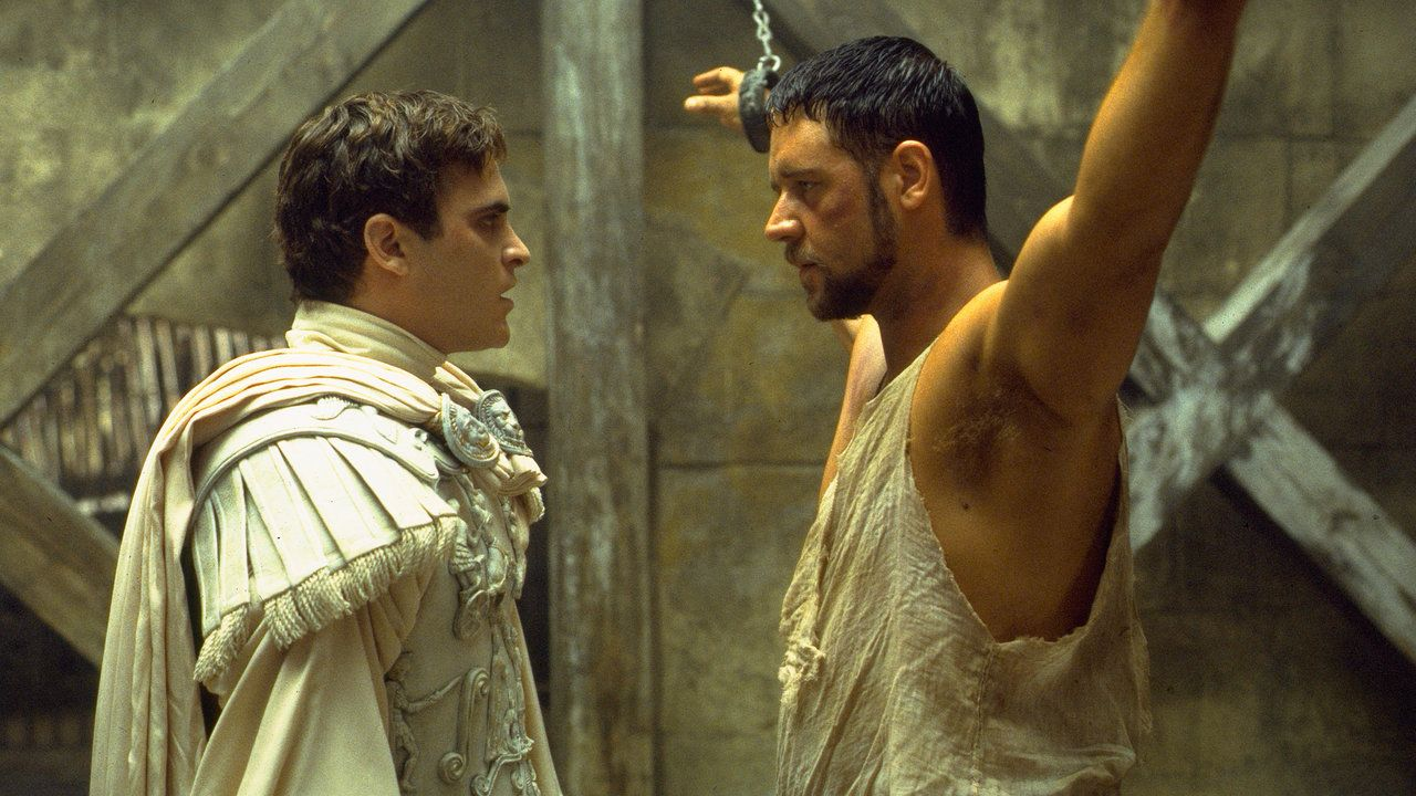 Gladiator Writer Directorial Debut