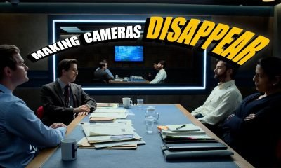 How Filmmakers Make Cameras Disappear Mirrors in Movies