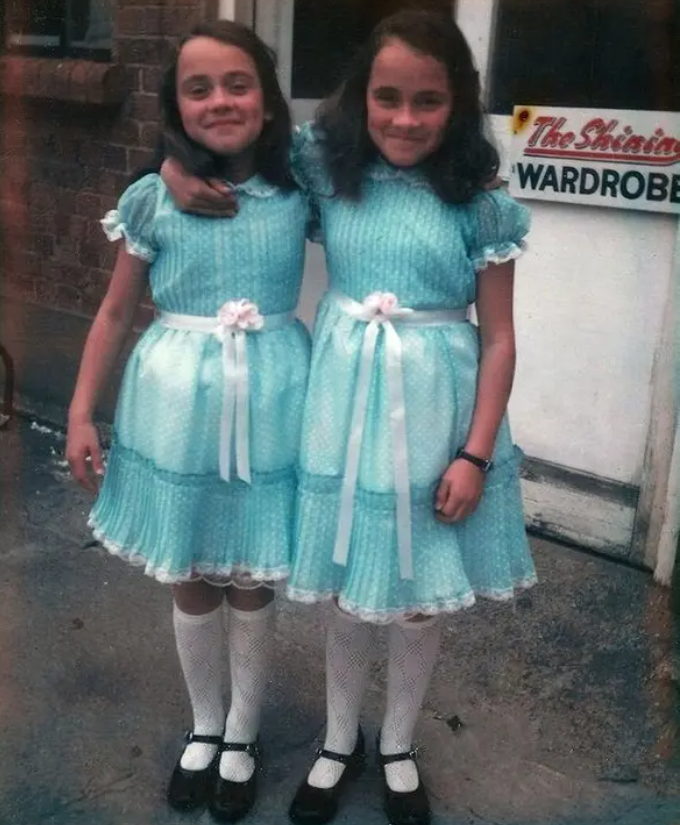 Lisa and Louise Burns The Shining Twins