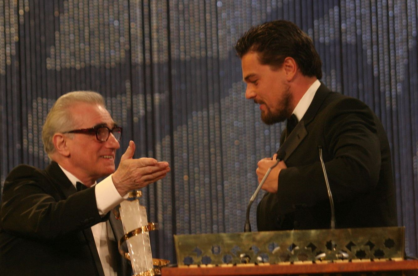 Martin Scorsese Killers of the Flower Moon