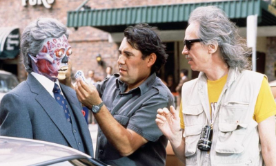 They Live BTS
