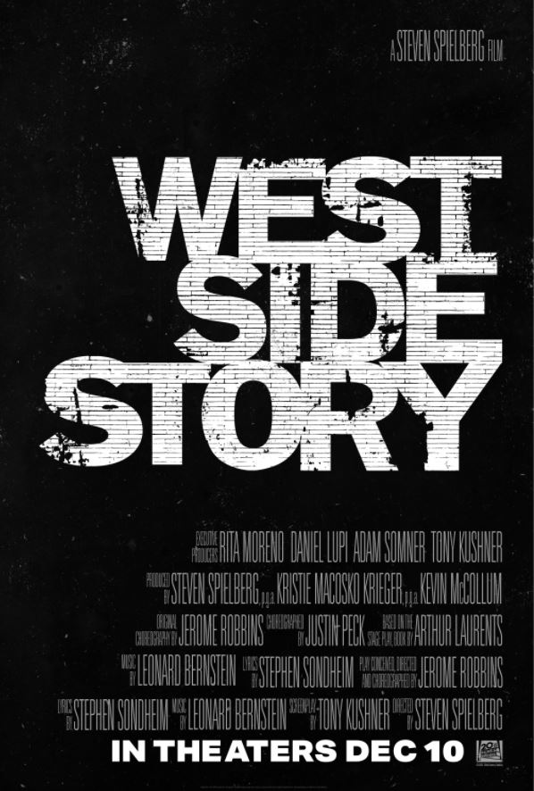 West Side Story 2021 Poster