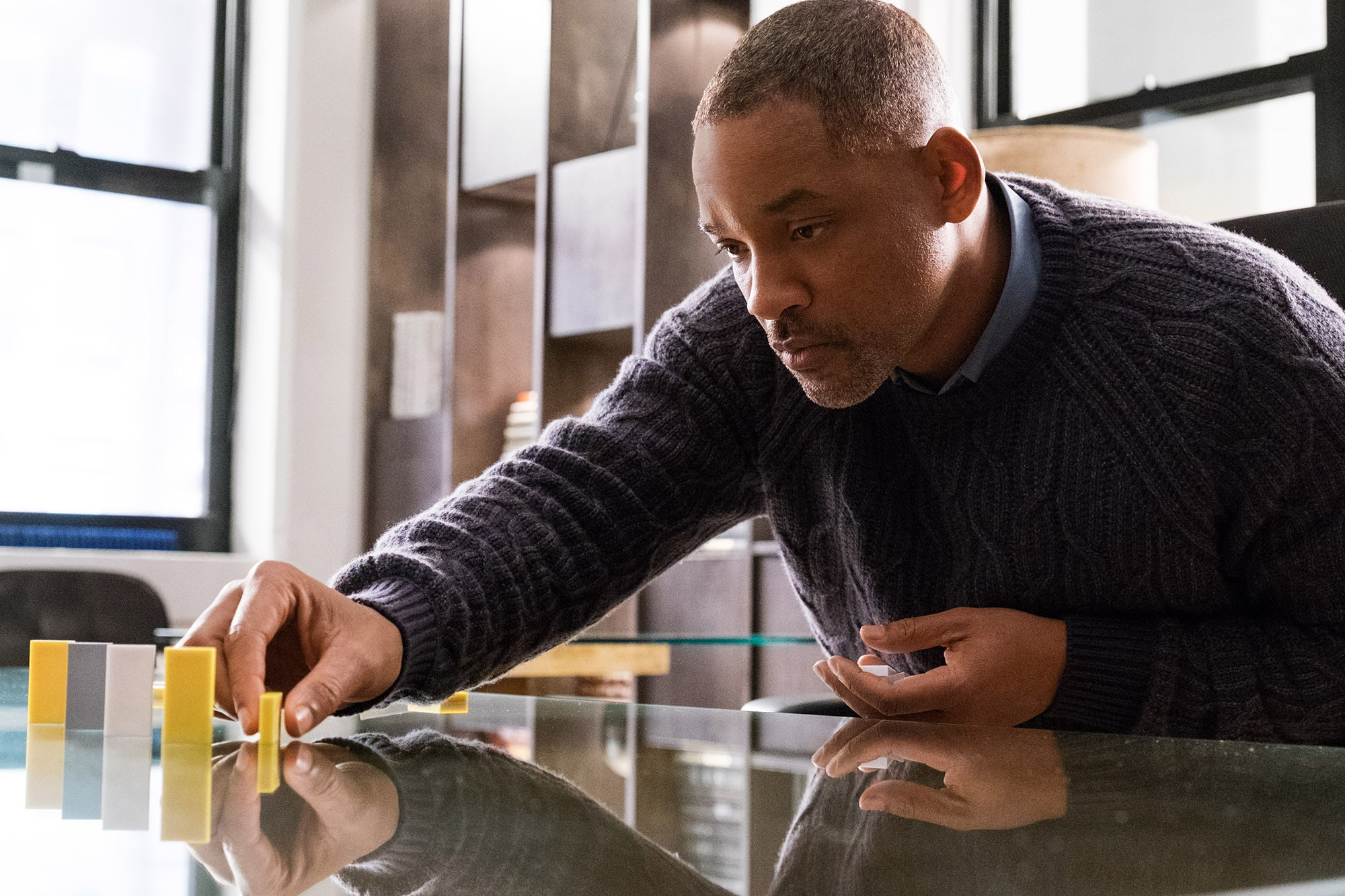 Will Smith Movie Changing Locations