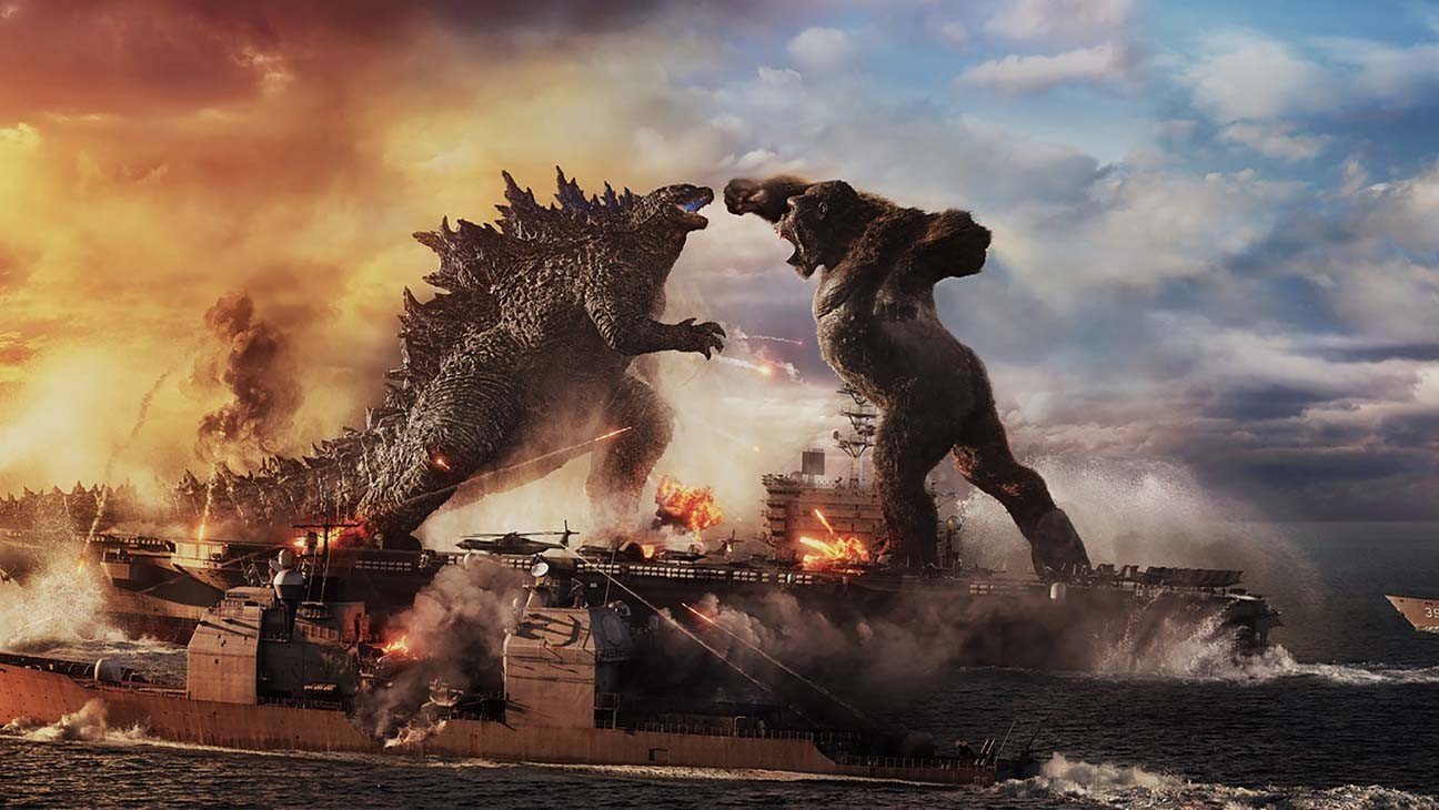 godzilla vs kong battleship