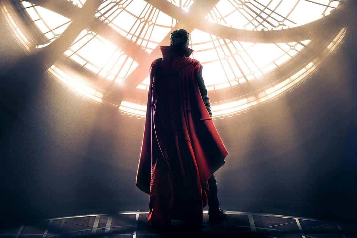 Doctor Strange Filming