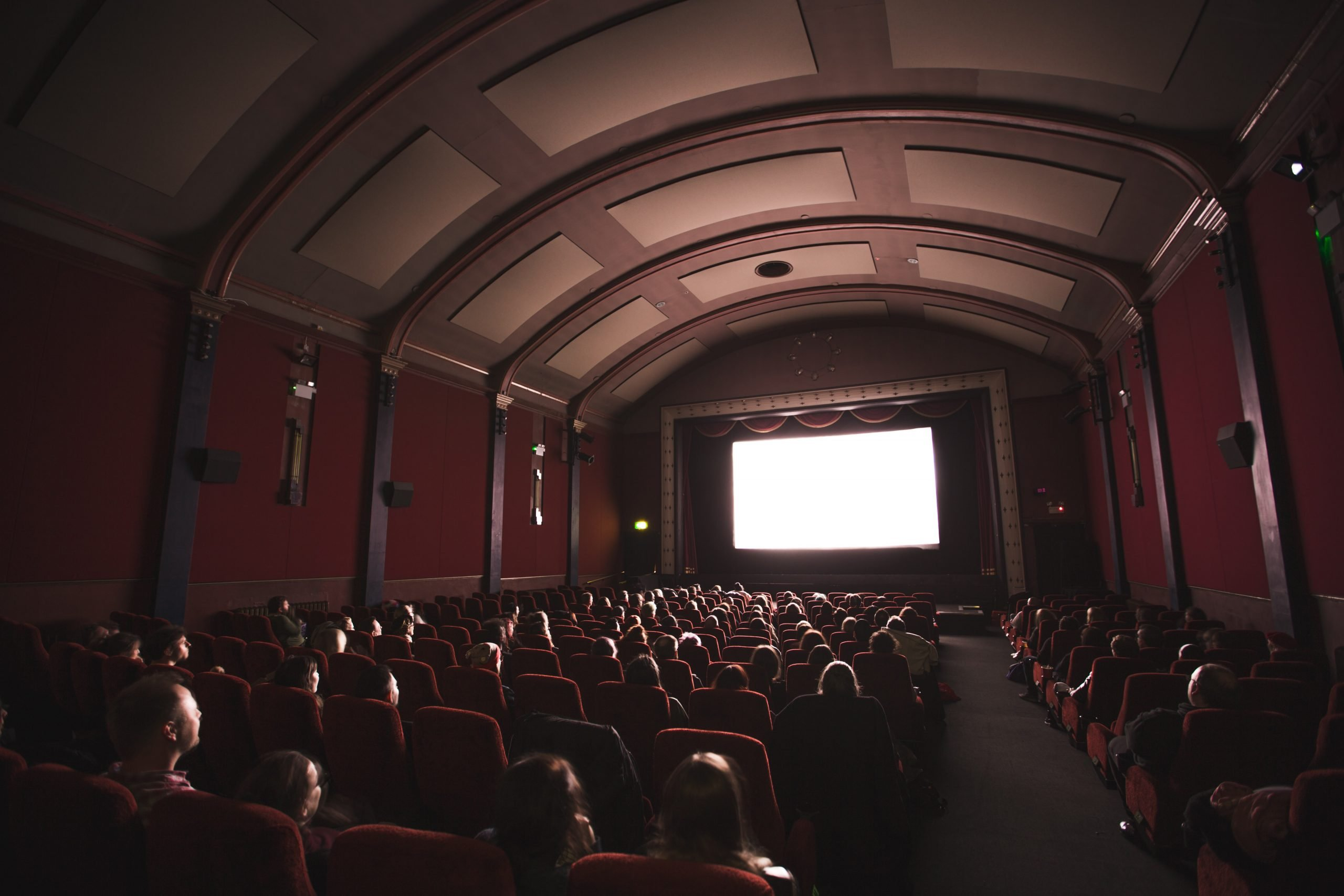 California Movie Theater reopen