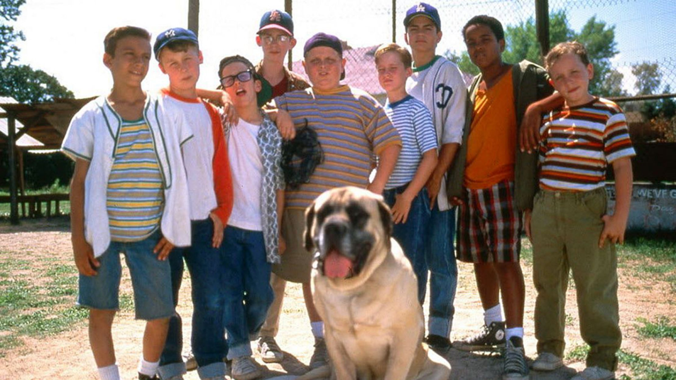 the sandlot bts