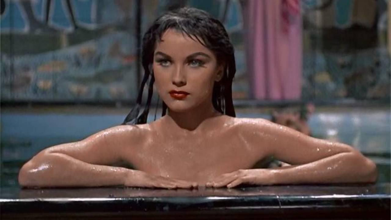 Debra Paget Princess of the Nile
