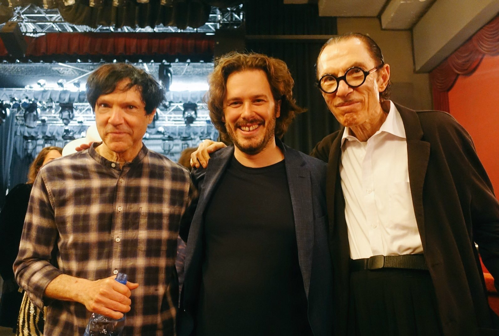 Edgar Wright Meets Sparks Brothers
