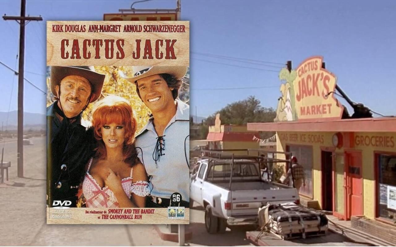 Terminator 2 Cactus Jack