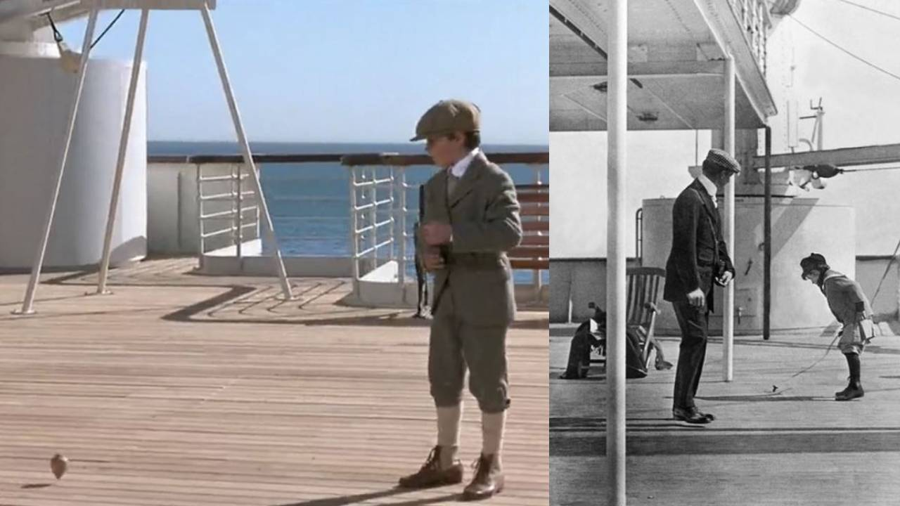 Titanic Boy Top