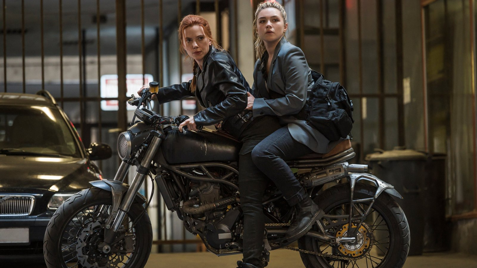 Exclusive 'Black Widow' Video Shows Off Heart-Pounding Action Sequence