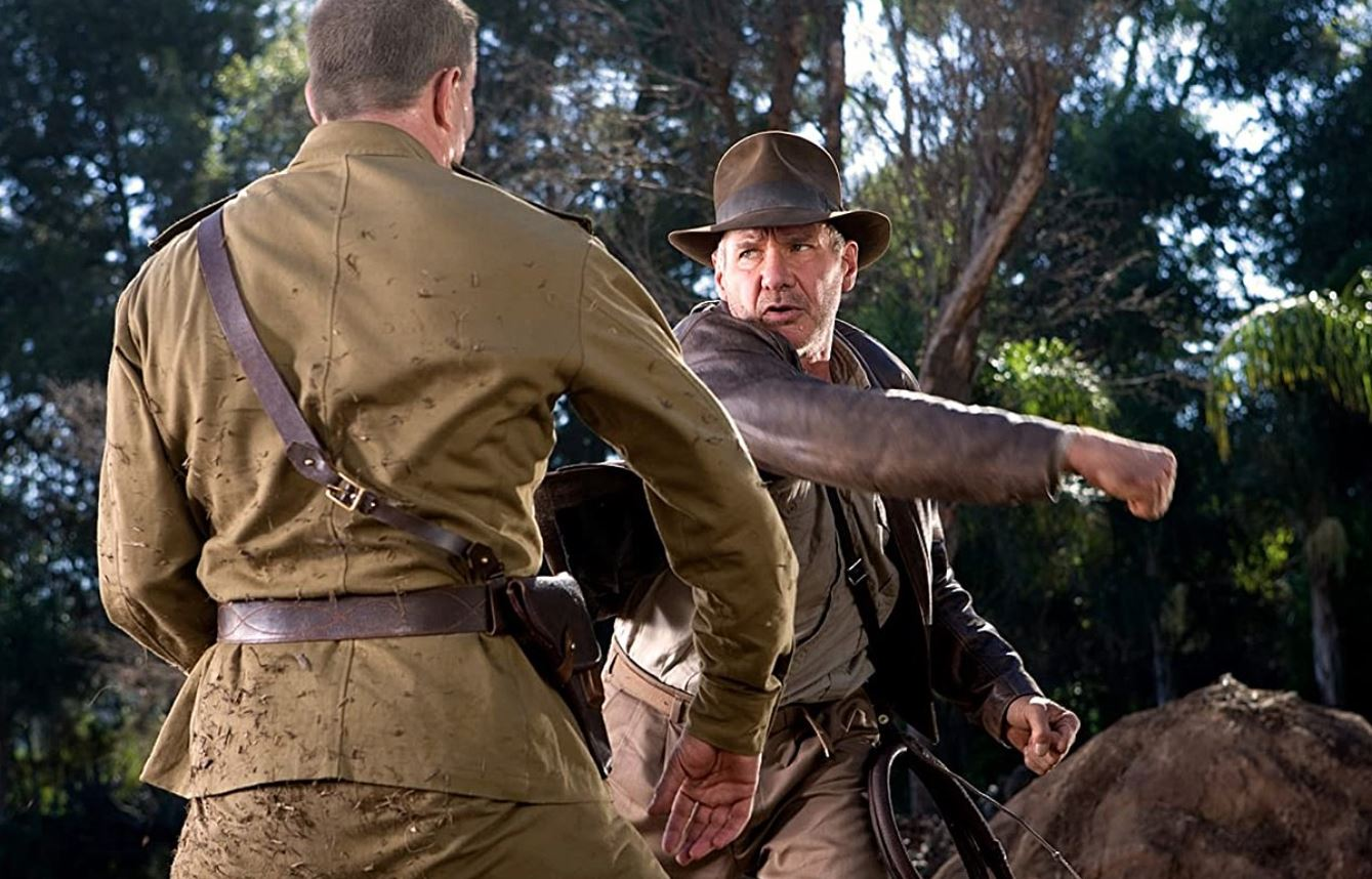 Harrison Ford Indiana Jones 5