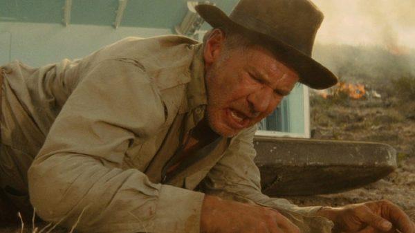Harrison Ford Hurt On set of Indiana Jones 5