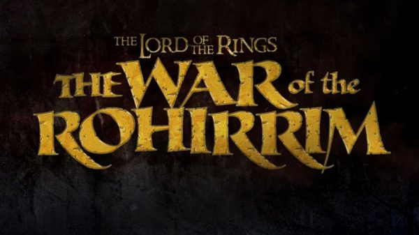 Lord of the Rings Anime Title